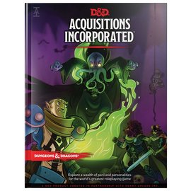 Wizards of the Coast Dungeons and Dragons: Acquisitions Incorporated