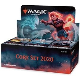Wizards of the Coast Core 2020 Booster Box