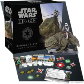Fantasy Flight Star Wars Legion - Imperial - Dewback Rider Unit Expansion