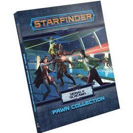 Paizo Starfinder RPG: Pawns - Signal of Screams Collection