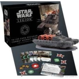 Fantasy Flight Star Wars Legion - Imperial - TX-225 GAVw Occupier Assault Tank Unit Expansion