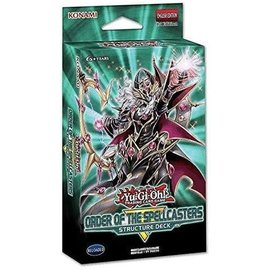 Konami Yu-Gi-Oh! Order of the Spellcasters Structure Deck