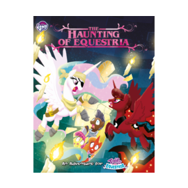 River Horse Ltd My Little Pony: Tails of Equestria RPG - The Haunting of Equestria