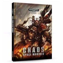 Games Workshop Warhammer 40k: Codex: Chaos Space Marines (2019)