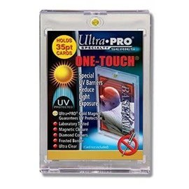 Ultra Pro Clear One-Touch Single Card Case