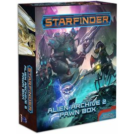 Paizo Starfinder RPG: Alien Archive 2 Pawns Collection