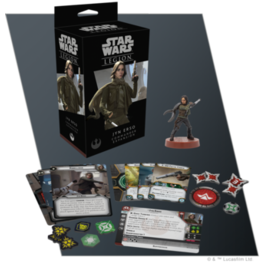 Fantasy Flight Star Wars Legion - Rebel - Jyn Erso Commander Expansion