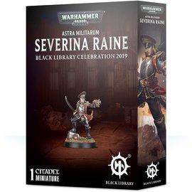 Games Workshop Warhammer 40K: Astra Militarum Severina Raine