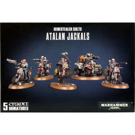 Games Workshop Warhammer 40K: Tyranid - Genestealer Cults Atalan Jackals (SL)
