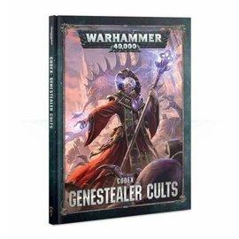Games Workshop Warhammer 40k: Codex: Genestealer Cults (8th)