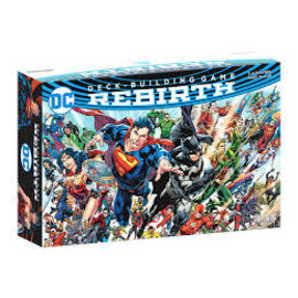 Cryptozoic DC Comics Deck-Building Game: Rebirth