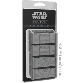 Fantasy Flight Star Wars Legion - Barricades Pack