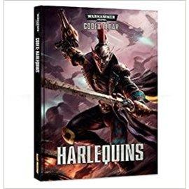 Games Workshop Warhammer 40k: Codex: Harlequins (8th)