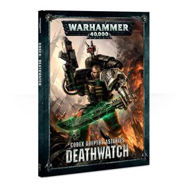 Games Workshop Warhammer 40k: Codex: Deathwatch (8th Edition)