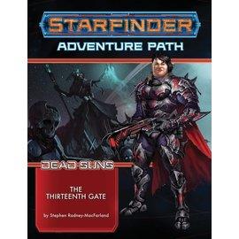 Paizo Starfinder RPG: Adventure Path - Dead Suns prt 5 - The Thirteenth Gate