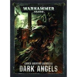 Games Workshop Warhammer 40k: Codex: Dark Angels (8th Edition)