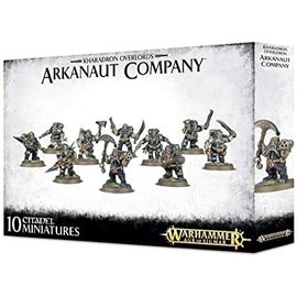 Games Workshop Age of Sigmar: Kharadron Overlords - Arkanaut Company (SL)