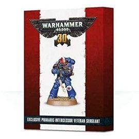 Games Workshop Warhammer 40k: Space Marines - Primaris Veteran Sergeant (30 Years of 40K)