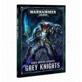 Games Workshop Warhammer 40k: Codex: Grey Knights (8th Edition)