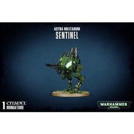 Games Workshop Warhammer 40k: Astra Militarum (Imperial Guard) Sentinel (SL)