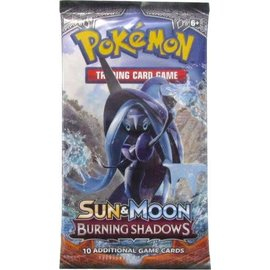 Pokemon International Pokemon Sun & Moon: Burning Shadows Booster Pack