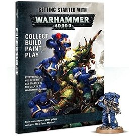 Games Workshop Warhammer 40k: Getting Started With Warhammer 40k (SL)