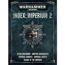 Games Workshop Warhammer 40k: Index: Imperium Vol. 2