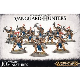 Games Workshop Age of Sigmar: Stormcast Eternals: Vanguard-Hunters