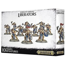Games Workshop Age of Sigmar: Stormcast Eternals Liberators