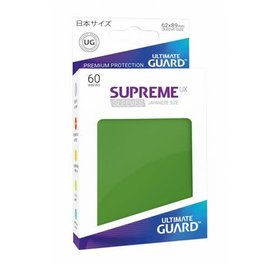 Ultimate Guard Ultimate Guard - Small Sleeves UX - Green 60