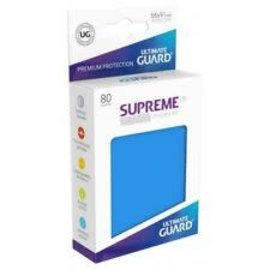Ultimate Guard Ultimate Guard - Standard Sleeves UX - Royal Blue 80