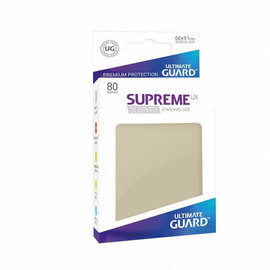 Ultimate Guard Ultimate Guard - Standard Sleeves UX - Sand 80