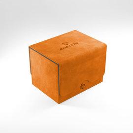 Asmodee Gamegenic - Sidekick Deck Case 100+ Orange