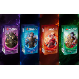 Wizards of the Coast Magic Challenger Deck - 2020 - Final Adventure