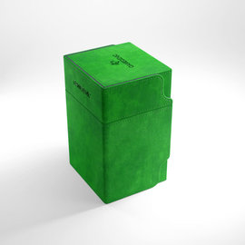 Asmodee Gamegenic - Watchtower Deck Case 100+ Green