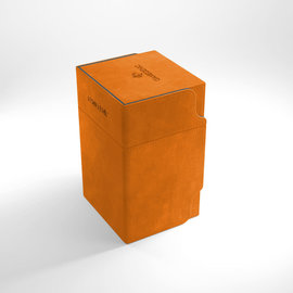 Asmodee Gamegenic - Watchtower Deck Case 100+ Orange