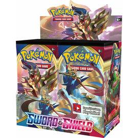 Pokemon International Pokemon Sword and Shield Booster Box