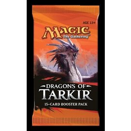 Wizards of the Coast Dragons of Tarkir Booster Pack
