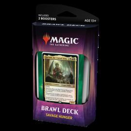 Wizards of the Coast Throne of Eldraine Brawl Deck - Savage Hunger