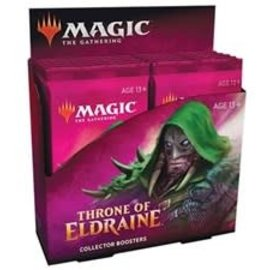Wizards of the Coast Throne of Eldraine Collector Booster Display (12 Packs)