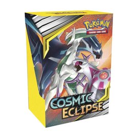 Pokemon International Pokemon Cosmic Eclipse Build and Battle Pack