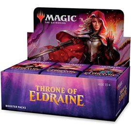Wizards of the Coast Throne of Eldraine Booster Box