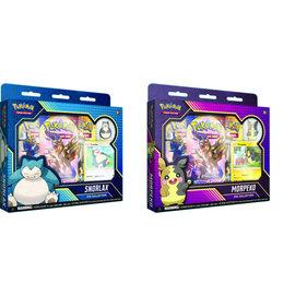 Pokemon International Pokemon: Snorlax Pin Collection