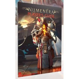 Monte Cook Games Numenera: Player's Guide