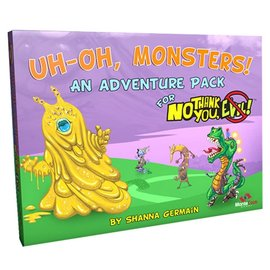 Monte Cook Games No Thank You Evil! - Uh-Oh Monsters!