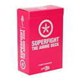 Skybound Games SUPERFIGHT!: Anime Deck