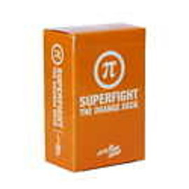 Skybound Games SUPERFIGHT!: Orange Deck