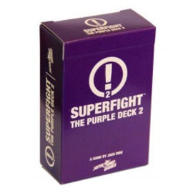 Skybound Games SUPERFIGHT!: Purple Deck 2