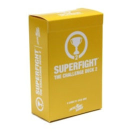 Skybound Games SUPERFIGHT!: The Challenge Deck 2