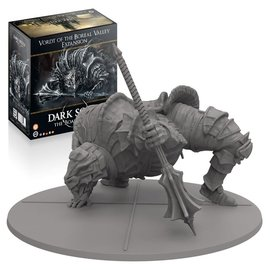 Steamforged Games Dark Souls: the Board Game MegaBoss Expansions - RETAIL EXCLUSIVE - Vordt of the Boreal Valley